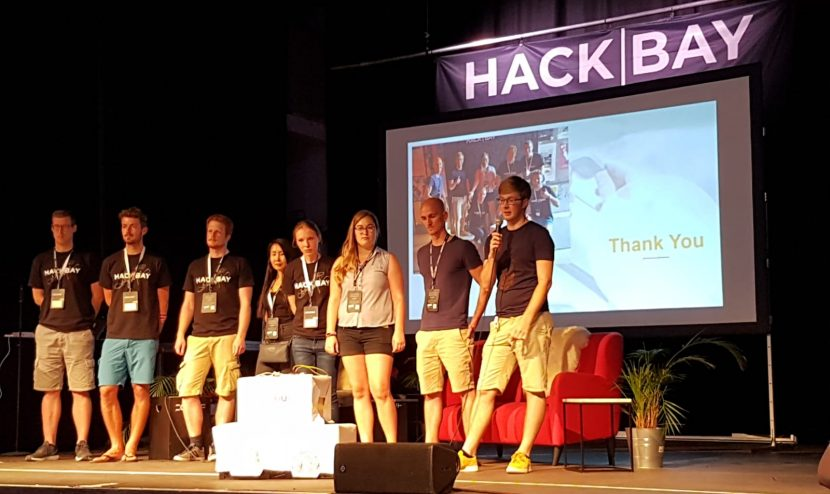 hackbay 2019 final pitch
