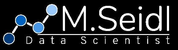 Matthias Seidl - Data Scientist Logo